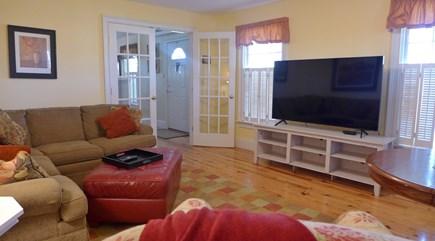 Oak Bluffs Martha's Vineyard vacation rental - TV/ Family room