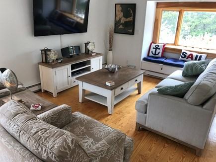 Katama - Edgartown Martha's Vineyard vacation rental - Family room/Living room