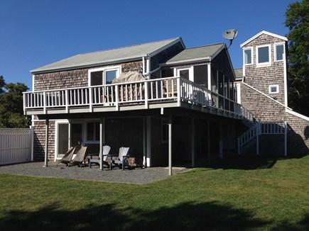 Katama - Edgartown Martha's Vineyard vacation rental - Side view of property