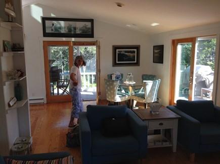 Katama - Edgartown Martha's Vineyard vacation rental - Main Floor
