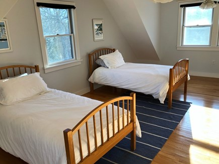 West Tisbury Martha's Vineyard vacation rental - 2nd floor bonus room with Twins