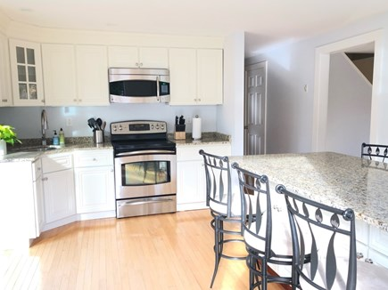 West Tisbury Martha's Vineyard vacation rental - Kitchen with stainless steel appliances