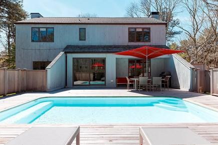 Edgartown Martha's Vineyard vacation rental - Heated Pool