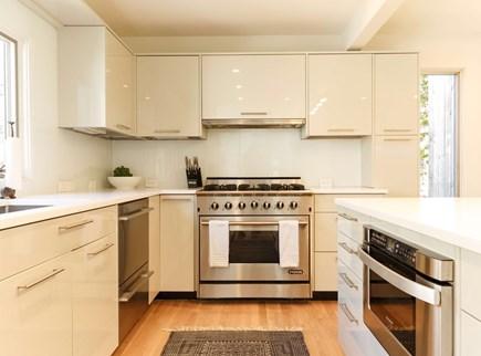 Edgartown Martha's Vineyard vacation rental - Modern Kitchen