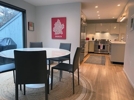 Edgartown Martha's Vineyard vacation rental - Open Concept