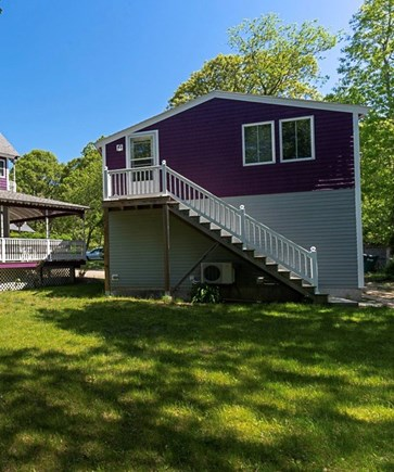 Oak Bluffs Martha's Vineyard vacation rental - Spacious backyard with privacy from main house.