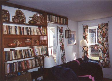 52 Church Avenue, Oak bluffs Martha's Vineyard vacation rental - Kitchen lounge area