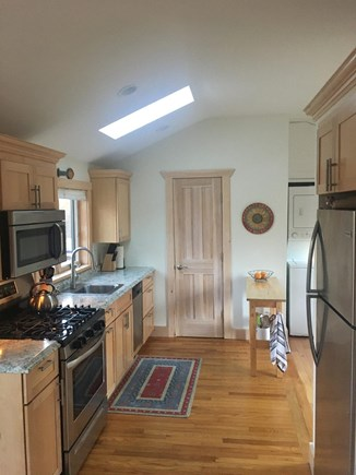 Chilmark Martha's Vineyard vacation rental - The bright and airy kitchen.