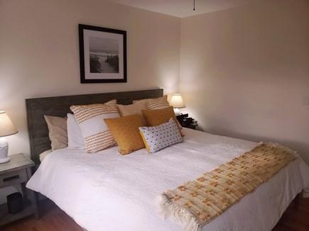 Oak Bluffs Martha's Vineyard vacation rental - Unwind on a king-sized bed in the master bedroom.