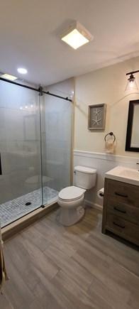 Oak Bluffs Martha's Vineyard vacation rental - The ensuite bathroom on the first-floor.