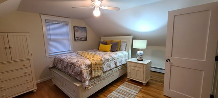 Oak Bluffs Martha's Vineyard vacation rental - The queen bedroom is a sanctuary on the second floor.