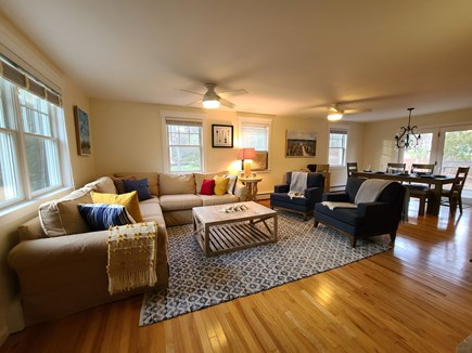 Oak Bluffs Martha's Vineyard vacation rental - Relax after a day at the beach in the living room.