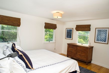 Edgartown Martha's Vineyard vacation rental - Second floor master bedroom.