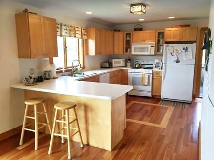 Aquinnah Martha's Vineyard vacation rental - Full kitchen, pantry, and half bath