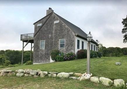 Aquinnah Martha's Vineyard vacation rental - 2 story water views