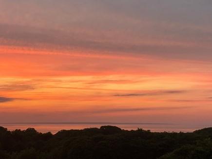 Aquinnah Martha's Vineyard vacation rental - Beautiful sky