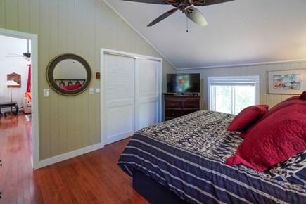 Oak Bluffs Martha's Vineyard vacation rental - 2nd FL large king BR at end of hall
