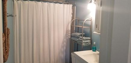 In-town Edgartown Martha's Vineyard vacation rental - Bathroom