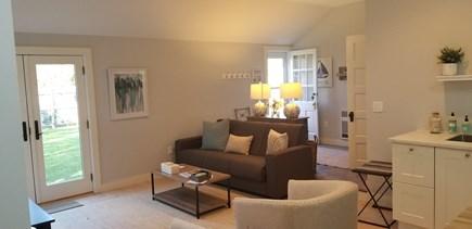 In-town Edgartown Martha's Vineyard vacation rental - Living room
