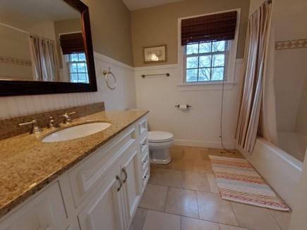 Oak Bluffs, 02557 Martha's Vineyard vacation rental - Bath with tub