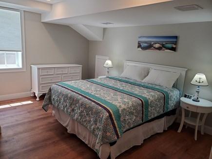 Oak Bluffs, 02557 Martha's Vineyard vacation rental - Basement bedroom #5 with Queen bed
