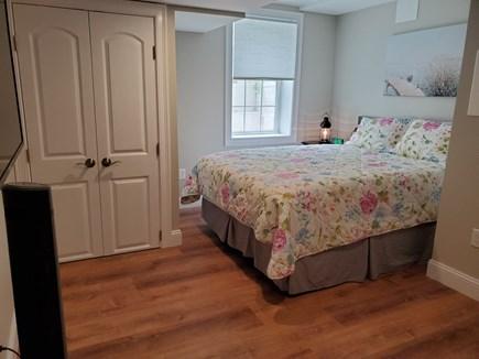 Oak Bluffs, 02557 Martha's Vineyard vacation rental - Second basement bedroom #6 with Queen bed