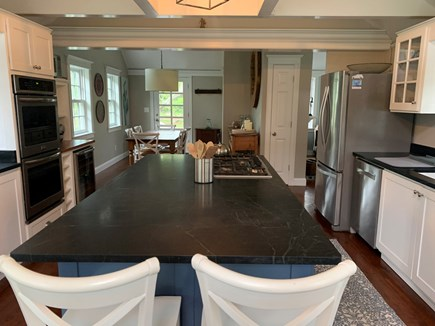 Vineyard Haven Martha's Vineyard vacation rental - The kitchen is equipped with modern day amenities.