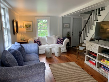 Vineyard Haven Martha's Vineyard vacation rental - The family room is an area for entertainment and relaxation.