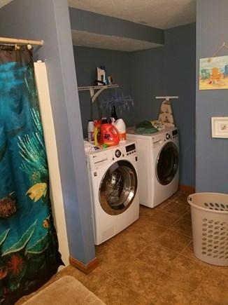 Katama - Edgartown Martha's Vineyard vacation rental - Full bath with laundry