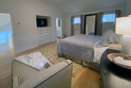 Oak Bluffs Martha's Vineyard vacation rental - Master Bedroom with en Suite