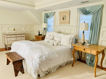 Edgartown Martha's Vineyard vacation rental - Master bedroom