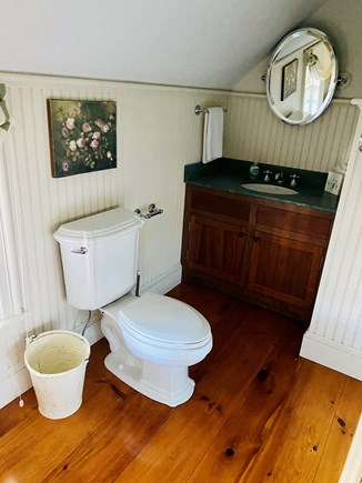 Edgartown Martha's Vineyard vacation rental - Upstairs shared bath