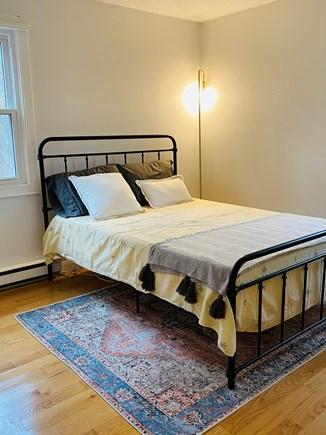 Edgartown Martha's Vineyard vacation rental - Second floor bedroom #2, full bed with desk for work/school