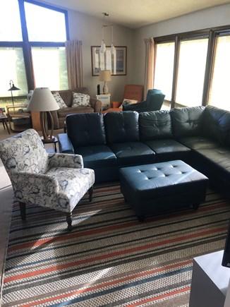 Katama-Edgartown, Katama Bay Martha's Vineyard vacation rental - Updated living room 2021