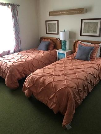 Katama-Edgartown, Katama Bay Martha's Vineyard vacation rental - One of the three twin bedrooms