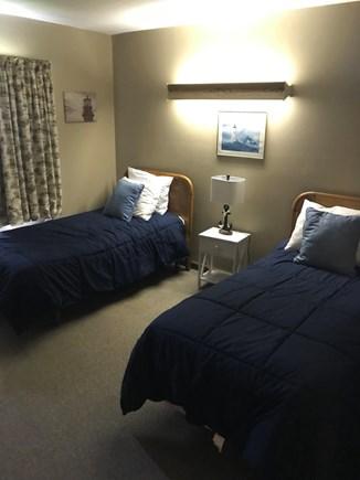 Katama-Edgartown, Katama Bay Martha's Vineyard vacation rental - Updated (2) twin bedroom