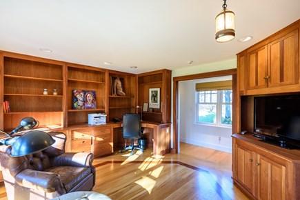 Chilmark - Quansoo Beach Martha's Vineyard vacation rental - Office