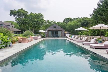 Chilmark - Quansoo Beach Martha's Vineyard vacation rental - Oversized Heated Pool