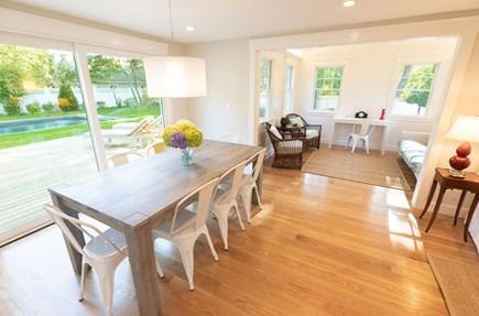 Katama - Edgartown Martha's Vineyard vacation rental - Dining Area