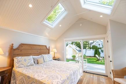 Katama - Edgartown Martha's Vineyard vacation rental - Bedroom #2 - First Floor with Full Bathroom in Hall