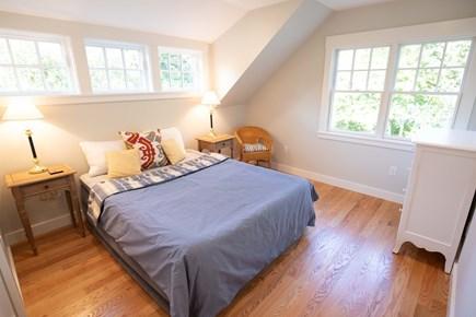 Katama - Edgartown Martha's Vineyard vacation rental - Bedroom #3 - Second Floor (Shared Full Bath)