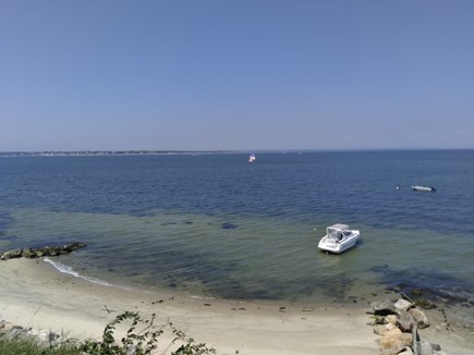 Chappaquiddick, Edgartown Martha's Vineyard vacation rental - 200 feet of Completely Private Beach