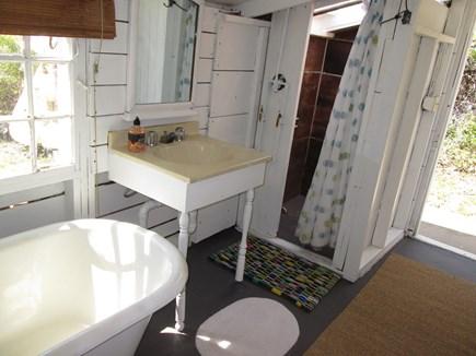 Chappaquiddick, Edgartown Martha's Vineyard vacation rental - Bathroom