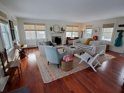 Vineyard Haven Martha's Vineyard vacation rental - Open Living Room