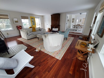 Vineyard Haven Martha's Vineyard vacation rental - Plenty of room for relaxing