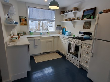 Vineyard Haven Martha's Vineyard vacation rental - Newly remodeled kitchen