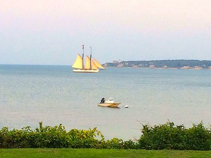 Vineyard Haven Martha's Vineyard vacation rental - Watch the boats sail by