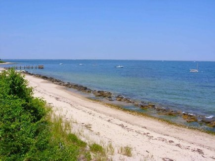 Vineyard Haven Martha's Vineyard vacation rental - Fabulous Private Beach Access!