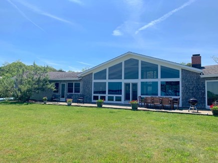 Vineyard Haven Martha's Vineyard vacation rental - Expansive lawn