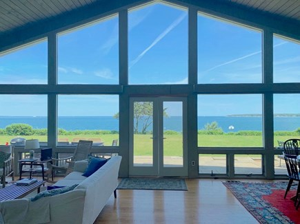 Vineyard Haven Martha's Vineyard vacation rental - Gorgeous views